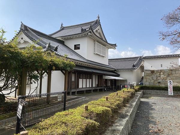 津山城 備中櫓