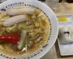 「神座ラーメン」阪急三番街店
