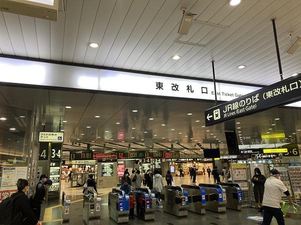 神座ラーメン」新大阪店