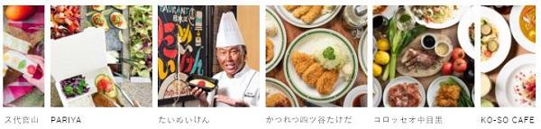 menu(メニュー)人気店