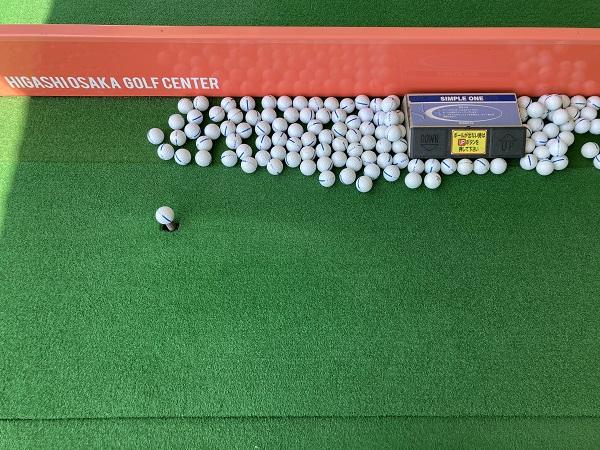 東大阪ゴルフセンター 3階打席