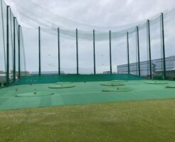東大阪ゴルフセンター2階席 (4)